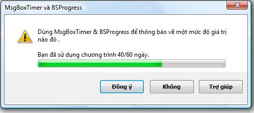 MsgBoxTimer